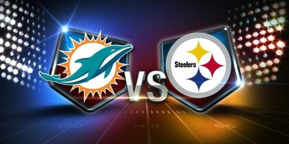 Monday Night vs Miami Dolphins