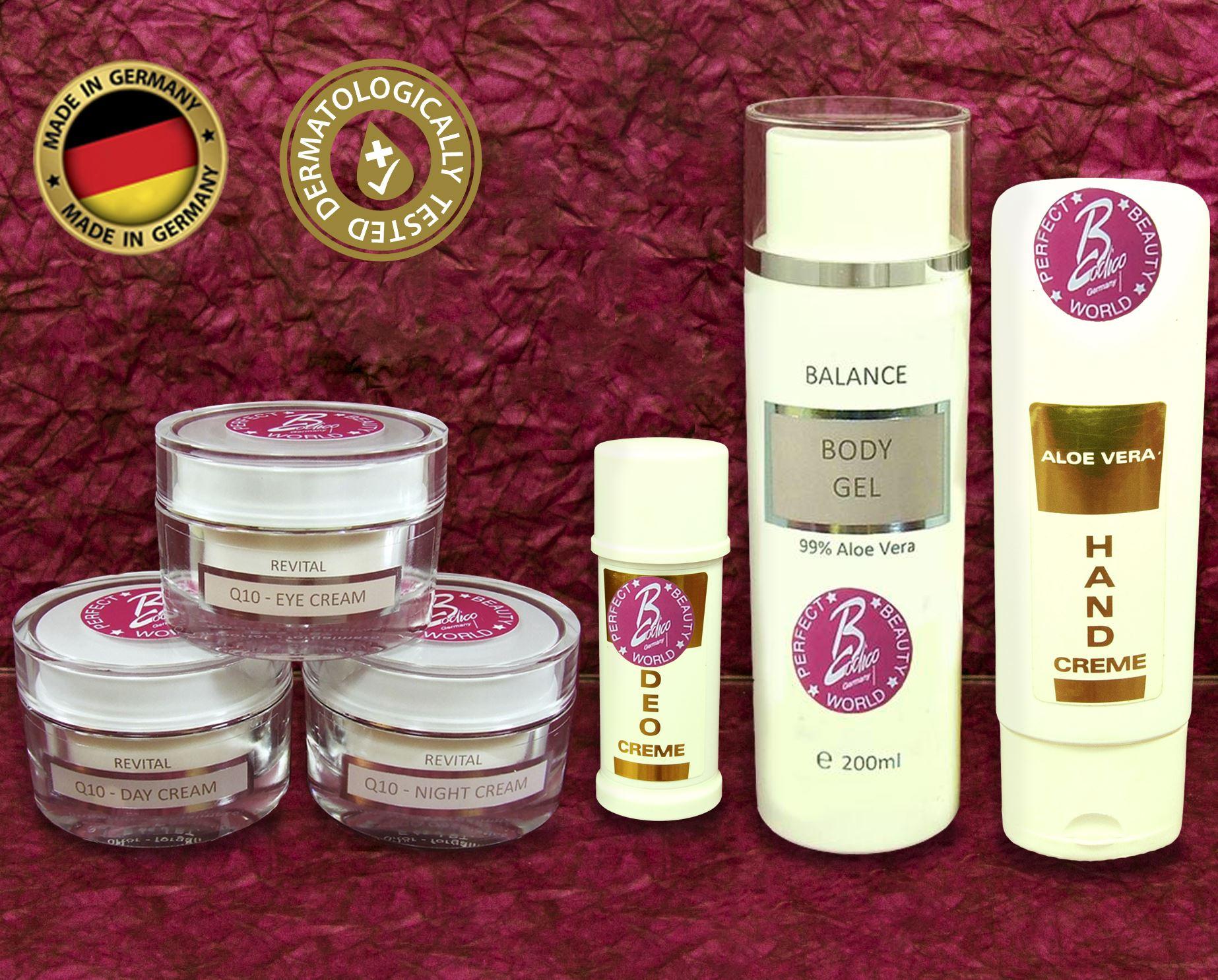 Csúcsminőségű kozmetikai csomag